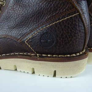 Timberland Westmore Sensorflex Leather Boots NIB NWT